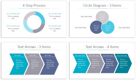 minimal powerpoint template   presentationdeck