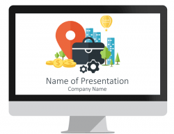 Local Business PowerPoint Template