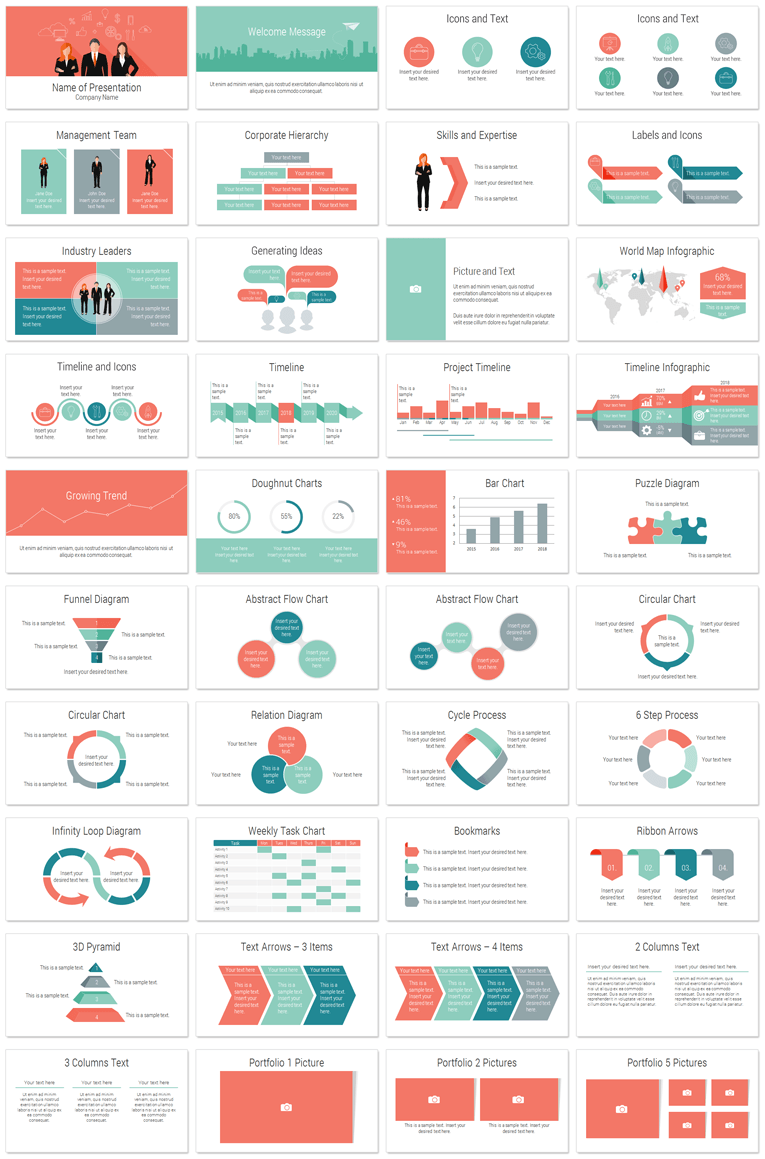 Teamwork Powerpoint Template Presentationdeck Com