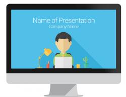 Freelance PowerPoint Template