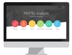 PESTEL Analysis PowerPoint Template
