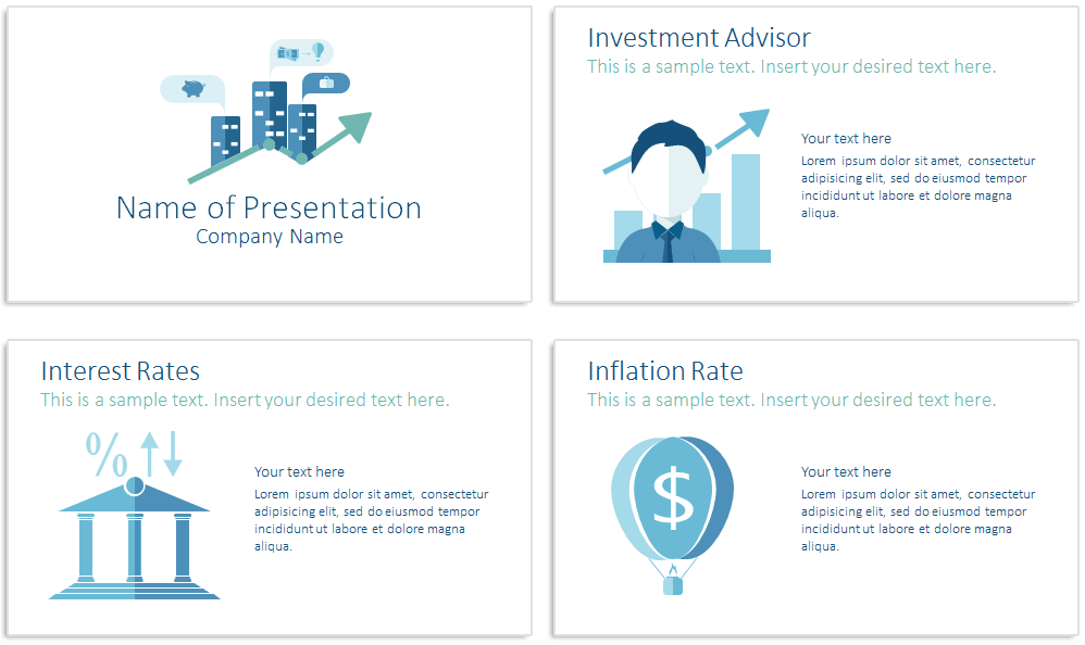 Investment PowerPoint Template PresentationDeckcom - Investor presentation template ppt