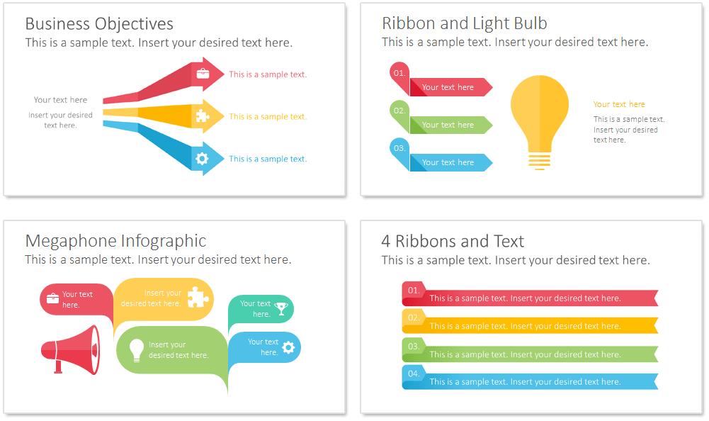 arrows infographic