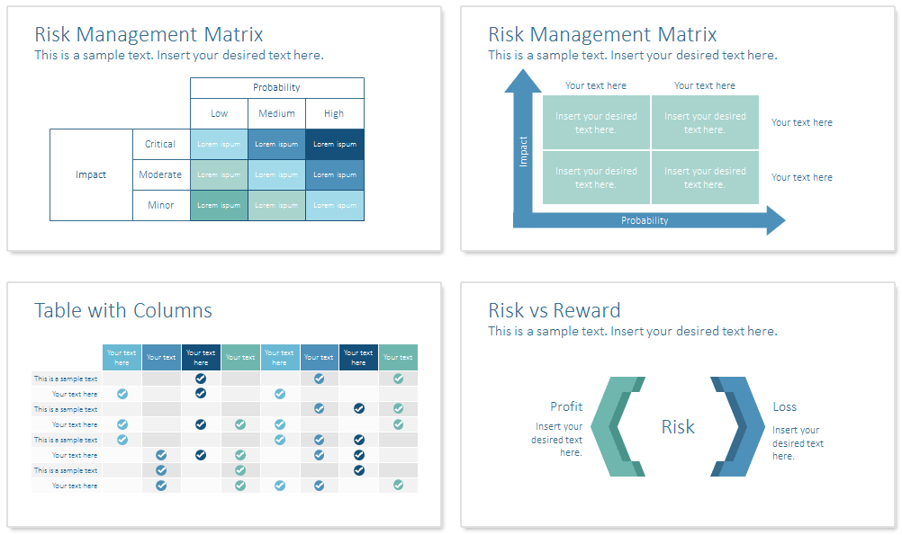 PowerPoint Present for InsuranceRisk Management Firm t