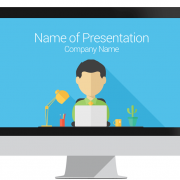 Freelance PowerPoint Template
