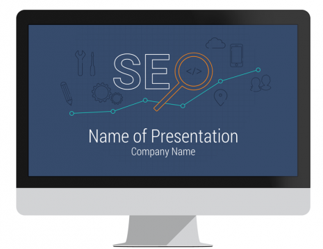 SEO PowerPoint Template