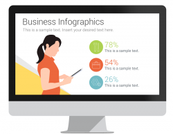 Business Infographics for PowerPoint