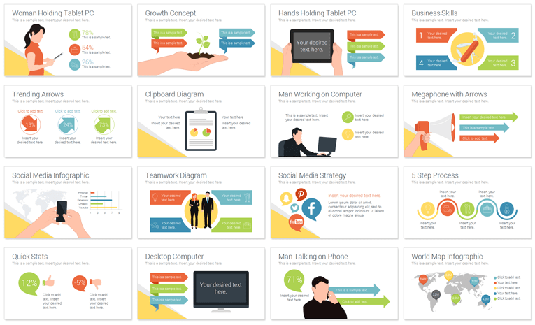 business-infographics-slide-deck