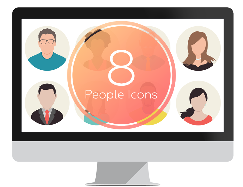 people icons for powerpoint presentationdeck com